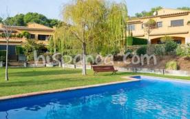 Location maison piscine à Llafranch proche plage |lp