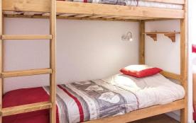 Appartement 2 pièces cabine 5 personnes (102)