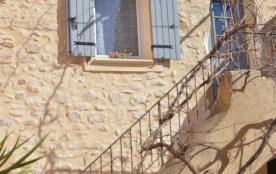 facade coté patio