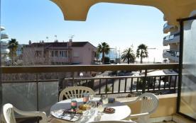 Résidence Acapulco - Appartement studio cabine de 27 m² environ pour 4 personnes.