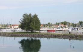 lac du der avec leur bateau