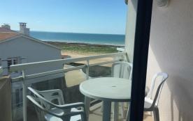 FR-1-336-23 - Appartement vue sur le mer, 4 couchages