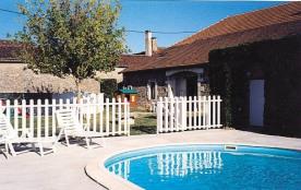 Gîte de caractère avec piscine