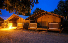 Camping La Tordera - Glamping Tente Safari