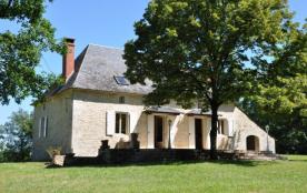 Dordogne villa au calme absolu avec piscine privée !