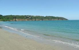 Grande plage de Saint-Laurent
