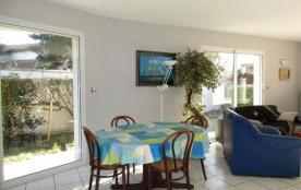 Maison pour 6 personnes - avec jardin clos et arboré - quartier calme - 40600 Biscarrosse Plage