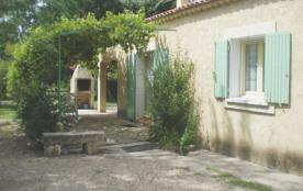 Gîtes de France Costières Saint Jean.