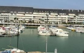 Très bel appartement T3 traversant face port