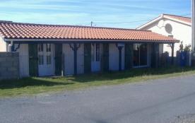 Villa à MONTALIVET LES BAINS