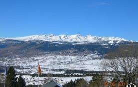 Chalet region font romeu station cambre d aze.
