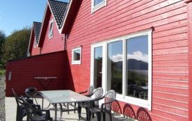 Maison pour 5 personnes à Sørbøvåg