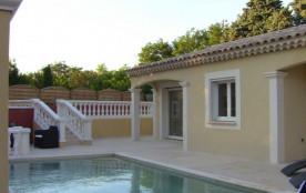 Gîtes de France - Maison indépendante neuve dans un ensemble résidentiel.