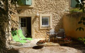Gite au cœur des vignes et oliviers - Sainte-Cécile-les-Vignes