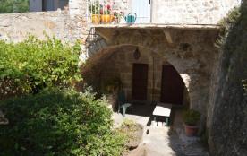 Gîtes de France La Ruca - A 2 km du village et en pleine nature, ce gîte a été aménagé au rez-de-...