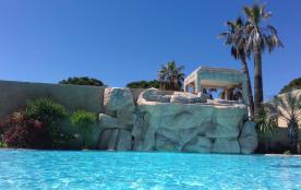 Mobil home pour 8 personnes, vacances inoubliables dans Parc Aquatique. Que du Bonheur.
