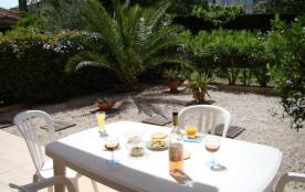 Fréjus (83) - Fréjus-plage - Résidence Le Magali. Appartement 2 pièces - 50 m² environ- jusqu'à 4...