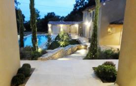 Mazet ancien avec piscine - St-Antoine - L'isle s/l Sorgue