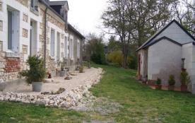 Gîtes de France - Au cœur des Châteaux de la Loire, à 6 km du Festival des Jardins de Chaumont-su...
