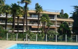 luxueux appartement  dans parc à végétation méditerranéenne avec piscine de 25 m