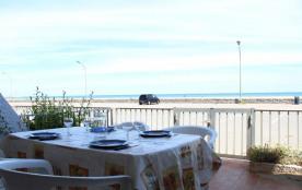 Port-la-Nouvelle (11) - Quartier plage - Résidence L'Eldorado. Appartement 2 pièces de 40 m² envi...