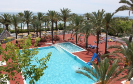 Camping 4* Playa Tropicana   -MOBILHOME 6 personnes - 3 chambres (entre 0 et 5 ans)