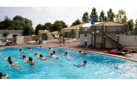Camping La Grand'Métairie  4* - Mobil-home 5 personnes - 2 chambres, CONFORT (entre 11 et 15 ans) (Max. adultes: 4)