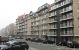 Appartement à louer pour des vacances à Nieuwpoort-Bad.