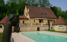 Detached House à CASTELNAUD LA CHAPELLE