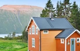 Maison pour 4 personnes à Gullesfjord