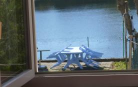 CLAIRAC Gite de Peche au bord du Lot avec barque de peche sur place