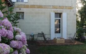 Maison entière dans un verger écologique (Bio)Nous serons heureux de vous acceuillir dans notre charmante maison en p...
