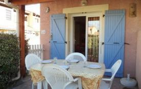 Narbonne Plage (11) - Quartier des Karantes - Résidence le Clos St Christophe. Pavillon 3 pièces ...