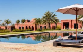 squarebreak, Splendid villa at the gates of Marrakesh