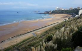 Biarritz la Cote des Basques