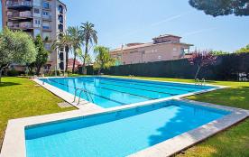 Appartement pour 3 personnes à Calella