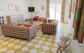 Appartement pour 5 personnes à Wiek