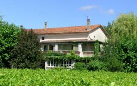 Gîtes de France La Pecharelle - Maison indépendante située à 200 m de la rivière.