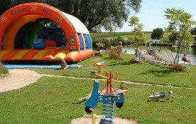 CAMPING MOULIN DE COLLONGE, 50 emplacements, 13 locatifs