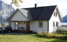 Maison pour 6 personnes à Flakstadvåg