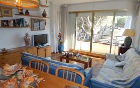 Platja d'Aro gran apartament al costat del mar