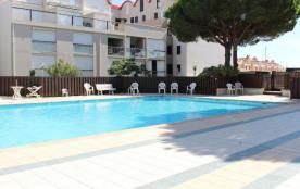Rive Gauche - Résidence Presqu'île II - Appartement 1 pièce cabine de 25 m² environ pour 4 person...