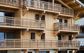 Village les Armailllis Appartement 5 chambres Prestige 8/10 pers