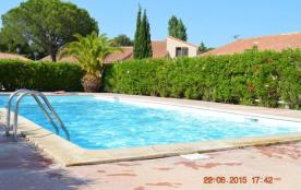 Quartier de l'Aygual - résidence Les Jardins d'été I, maison 2 pièces avec mezzanine de 35 m² env...
