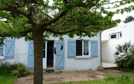 FR-1-336-55 - Maison situé à 800m de la plage, 4 couchages