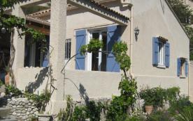 Maison T3 et jardin, au cœur des calanques, proche Marseille et Carry Le Rouet