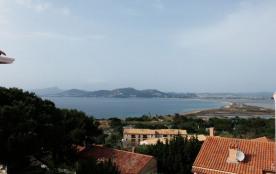 Maison de village avec vue mer