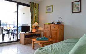 Résidence Acapulco - Appartement 2 pièces avec cabine de 35 m² environ pour 6 personnes sur le Po...