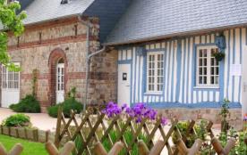 Joli chalet bord de mer - dans un jardin - Sotteville-sur-Mer