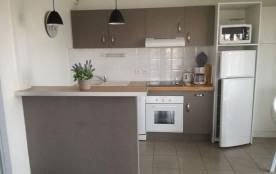 Appartement T3 pour 4 personnes à Narbonne Plage (11100) à 250m des plages - Résidence Les Dorades